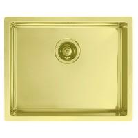 سینک آشپزخانه توکار طلایی Alveus Quadrix 50