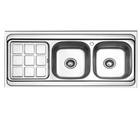 سینک آشپزخانه روکار 2117 آروما