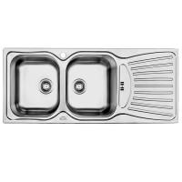 سینک ظرفشویی توکار Alex مدل 211