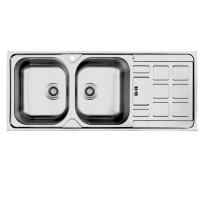 سینک ظرفشویی توکار Alex مدل 213