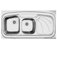 سینک ظرفشویی روکار Alex مدل 310