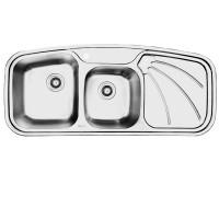سینک ظرفشویی توکار Alex مدل 311
