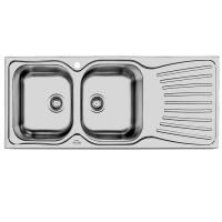 سینک ظرفشویی توکار Alex مدل 410