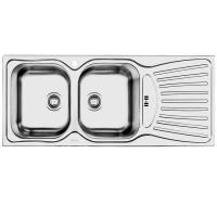 سینک ظرفشویی توکار Alex مدل 411