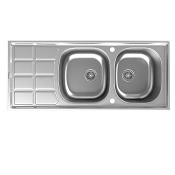 سینک آشپزخانه توکار Datees مدل 135