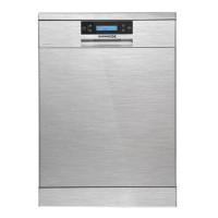 ماشین ظرفشویی 14 نفره دوو مدل 1473T