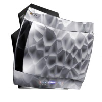 هود فریز سه بعدی - 3D Frieze درخشان