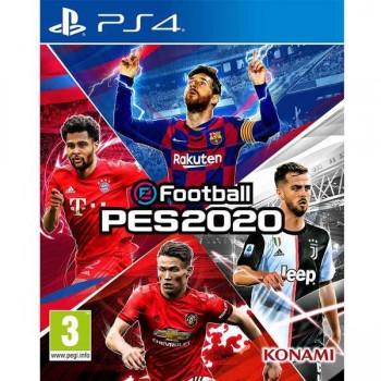 بازی فوتبال PES 2020 - پلی استیشن 4