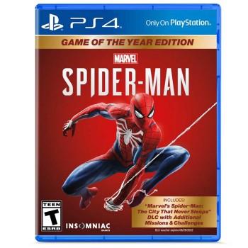 بازی Spider Man - پلی استیشن 4