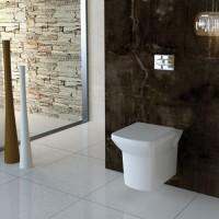 توالت فرنگی وال هنگ سیلویا مروارید