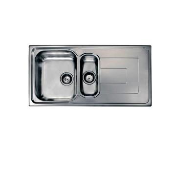سینک آشپزخانه توکار یک لگن لامیرا مدل COMO