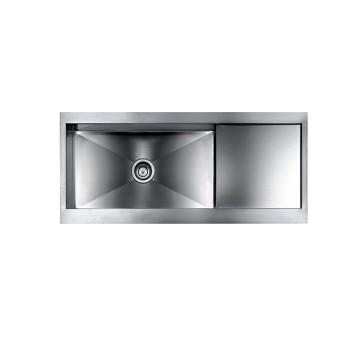 سینک آشپزخانه توکار یک لگن لامیرا مدل Reveres