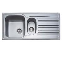 سینک آشپزخانه توکار DE 158 - DE 157 میکس