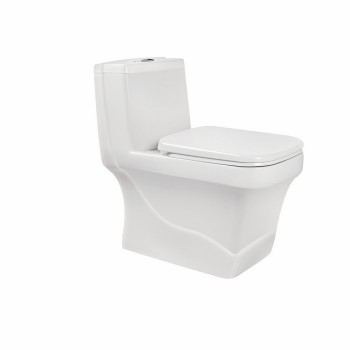 توالت فرنگی مروارید مدل Cron