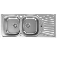 سینک آشپزخانه توکار Simer مدل 161