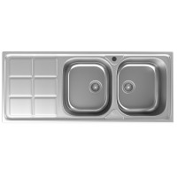 سینک آشپزخانه توکار Simer مدل 162