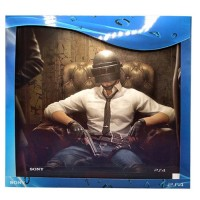 محافظ کنسول بازی PlayStation 4 Slim Skin PlayerUnknown's Battlegrounds