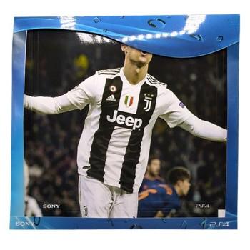محافظ کنسول بازی PlayStation 4 Slim Skin Ronaldo