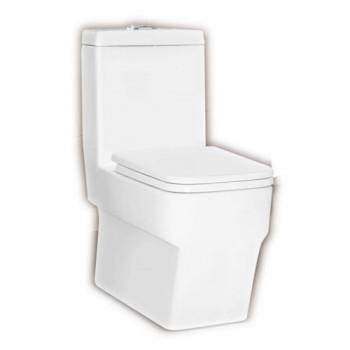 توالت فرنگی زنون زرین آب