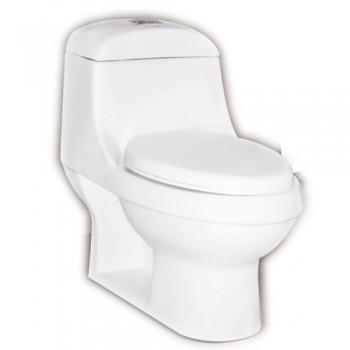 توالت فرنگی لوتوس زرین آب