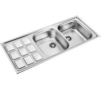 سینک ظرفشویی توکار اخوان مدل 368