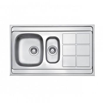 سینک آشپزخانه روکار TL-8 لتو