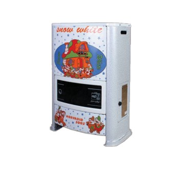 بخاری گازی مروارید سوز مدل مروارید 8000 - طرح کودک