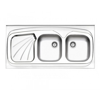 سینک ظرفشویی توکار 270 استیل البرز |