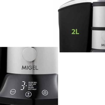 آبمیوه گیری Migel مدل GPJ 802