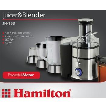 آبمیوه گیری Hamilton مدل JH153