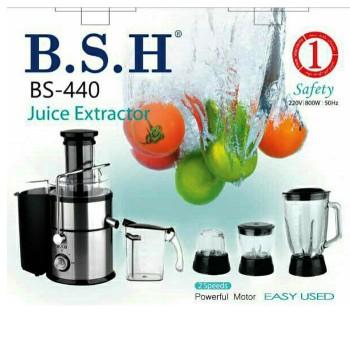 آبمیوه گیری B.S.H مدل BS-440