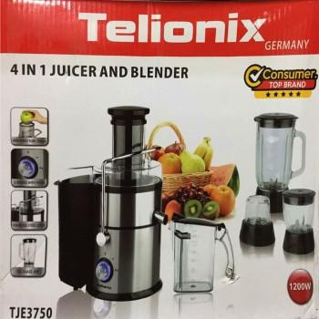 آبمیوه گیری Telionix مدل TJE3750