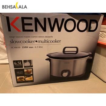 آرام پز Kenwood مدل SCM 650