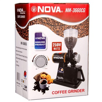 آسیاب برقی Nova مدل NM 3660CG