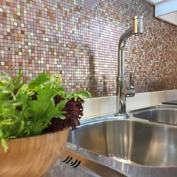 شیر آشپزخانه لمسی KWC مدل ریتا