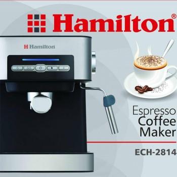 اسپرسو ساز Hamilton مدل ECH 2814