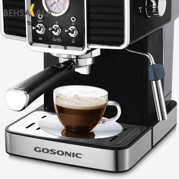 اسپرسو ساز Gosonic مدل GEM 868