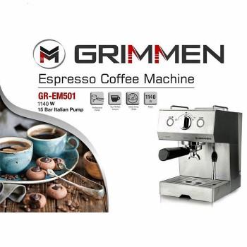 اسپرسو ساز Grimmen مدل EM501
