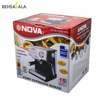 اسپرسو ساز Nova مدل NCM-153EXPS