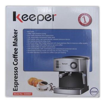 اسپرسو ساز Keeper مدل SAW 867