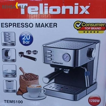 اسپرسو ساز Telionix مدل TEM 5100