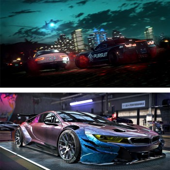 بازی  Need for Speed Heat - پلی استیشن 4