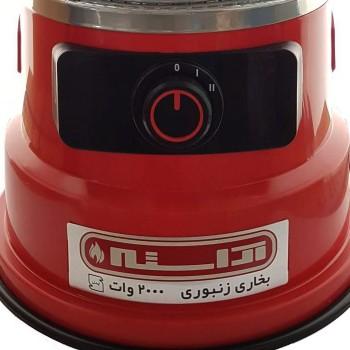 بخاری برقی سری زنبوری Arasteh مدل REHA2000