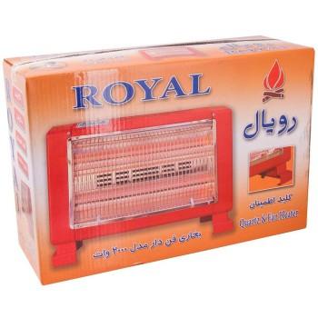 بخاری برقی Royal مدل R2000