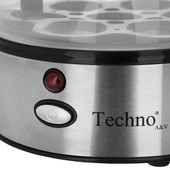 تخم مرغ پز 6 تایی Techno مدل Te 86