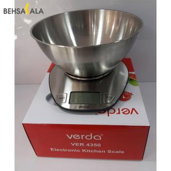 ترازوی آشپزخانه دیجیتال Verda مدل VER 4350