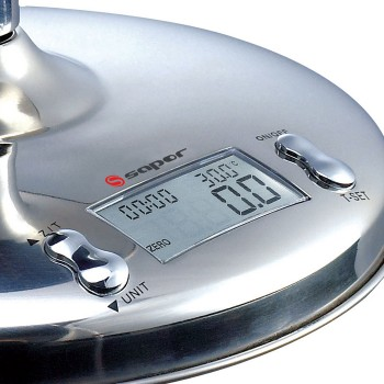ترازوی آشپزخانه دیجیتال Sapor مدل SSK-150D