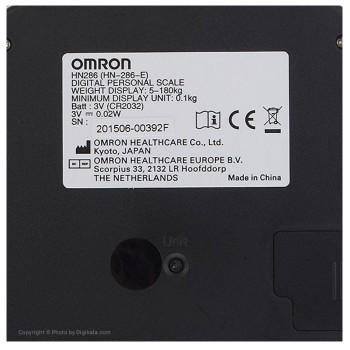 ترازوی دیجیتالی Omron مدل HN-286
