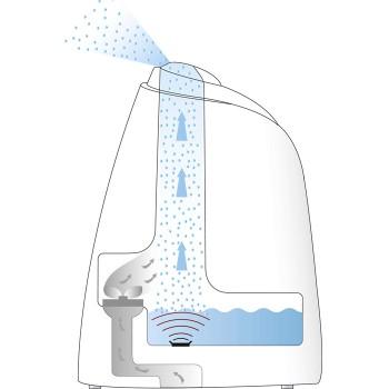 دستگاه بخور اولتراسونیک سرد Beurer مدل LB 44