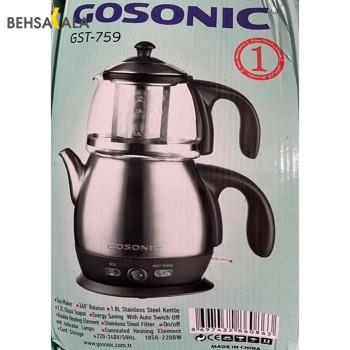 چای ساز گوسونیک مدل GST 759